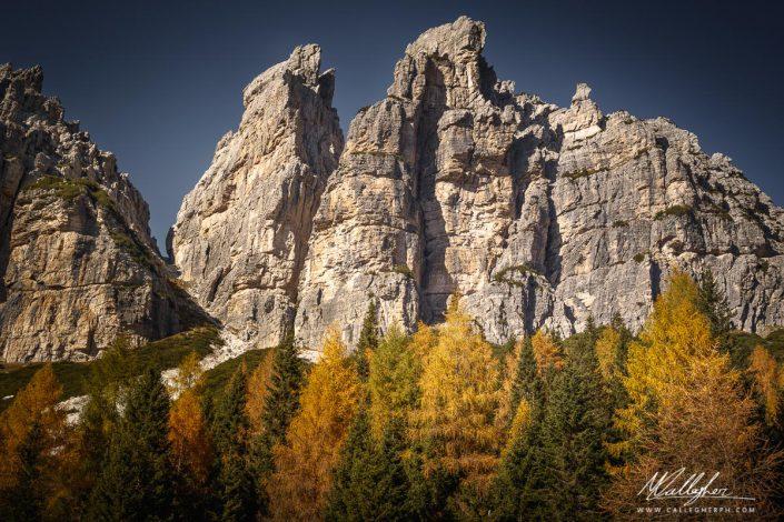 Torri di Campestrin - Dolomiti di Bosconero